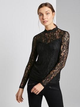 Kanten blouse - 5 - TOM TAILOR Denim