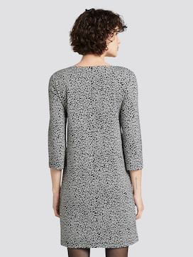 Kleid mit Leo-Print - 2 - TOM TAILOR