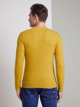 patterned knitted jumper - 2 - TOM TAILOR