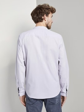Shirt with chest pocket - 2 - TOM TAILOR