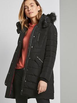 Hybrid coat - 5 - TOM TAILOR