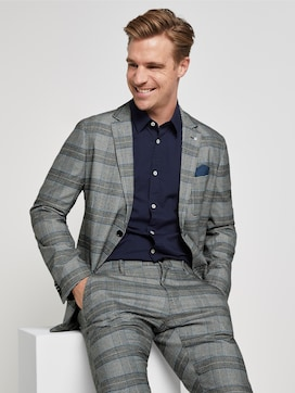 Checked jacket - 5 - TOM TAILOR