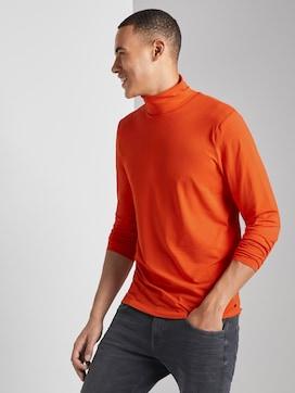 Lange mouwen shirt met col - 5 - TOM TAILOR Denim