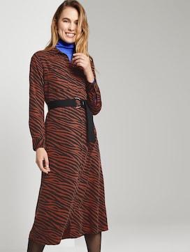 Toni Garrn: Kleid mit Gürtel - 5 - TOM TAILOR