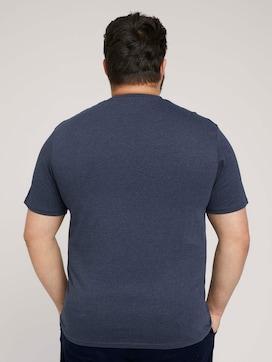 T-shirt met logo print - 2 - Men Plus