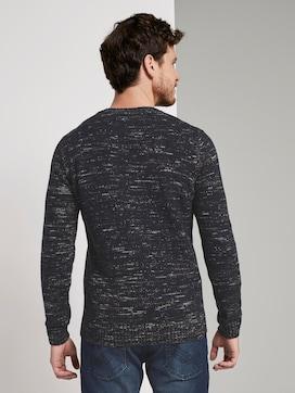 Pullover mit Streifen - 2 - TOM TAILOR