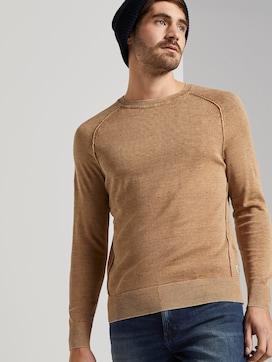 Sweatshirt - 5 - TOM TAILOR