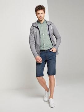 Josh Regular Slim Jeans-Shorts mit Superstretch - 3 - TOM TAILOR