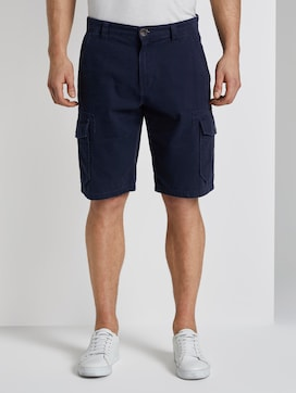 Morris Relaxed Bermuda Cargo-Shorts - 1 - TOM TAILOR