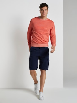 Morris Relaxed Bermuda Cargo-Shorts - 3 - TOM TAILOR