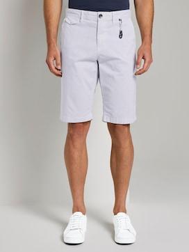 Chino Shorts met sleutelhanger - 1 - TOM TAILOR
