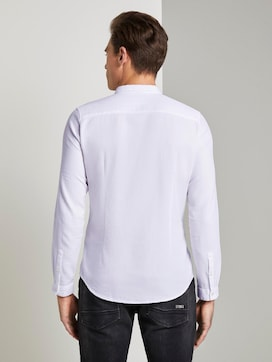 structured shirt - 2 - TOM TAILOR