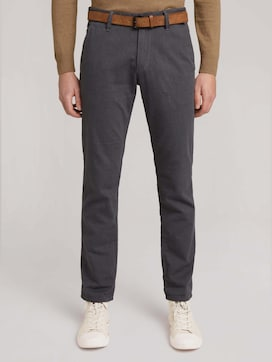 Strukturierte Straight Chino - 1 - TOM TAILOR Denim