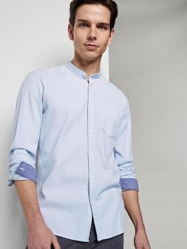 structured shirt - 5 - TOM TAILOR Denim