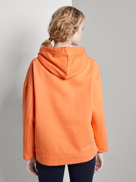 Oversized hoodie - 2 - TOM TAILOR
