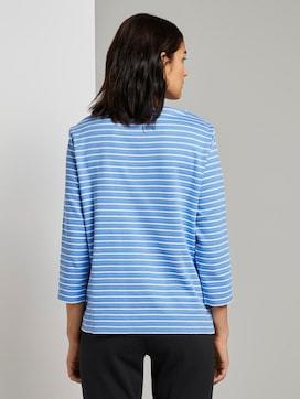 Gestreepte Ottomaanse Sweater - 2 - TOM TAILOR