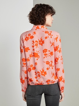 Blouse met bloemenprint - 2 - TOM TAILOR