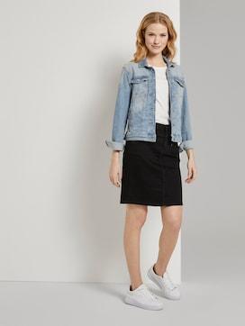 Denim skirt - 3 - TOM TAILOR