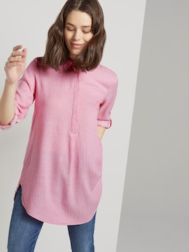 Basic Longbluse - 5 - TOM TAILOR
