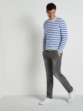 Josh Regular Slim Chino-Jeanshose - 3 - TOM TAILOR