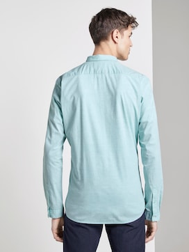 Mélange shirt - 2 - TOM TAILOR Denim