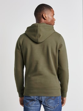 Hoody with print - 2 - TOM TAILOR Denim