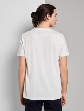 T-Shirt mit Print - 2 - TOM TAILOR Denim