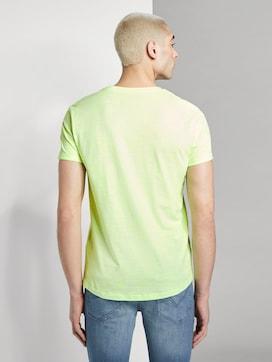 T-Shirt mit schlichtem Print - 2 - TOM TAILOR Denim