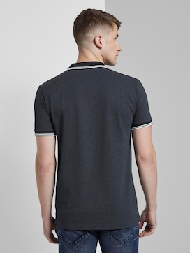 Strukturiertes Poloshirt - 2 - TOM TAILOR Denim