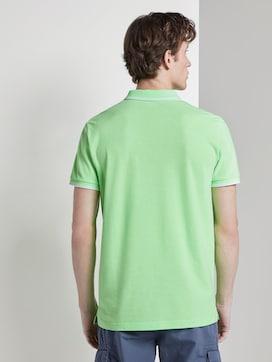 Strukturiertes Poloshirt - 2 - TOM TAILOR Denim