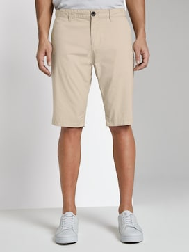 Josh Regular Slim Chino-Shorts - 1 - TOM TAILOR
