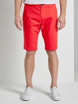 Josh Regular Slim Chino-Shorts - 1 - TOM TAILOR