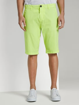 Josh regular slim chino shorts - 1 - TOM TAILOR