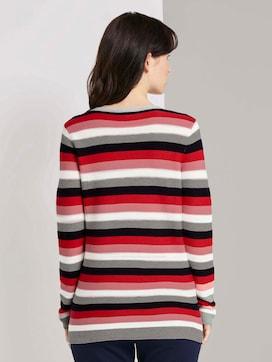 simple sweatshirt - 2 - TOM TAILOR