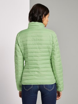 Lightweight quilted jacket - 2 - TOM TAILOR