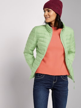 Lightweight quilted jacket - 5 - TOM TAILOR