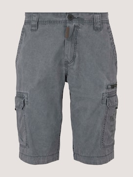 Cargo Bermuda-Shorts im Washed-Look  - 7 - TOM TAILOR