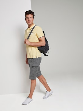 Cargo Bermuda-Shorts im Washed-Look  - 3 - TOM TAILOR