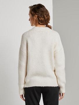 Pullover mit V-Ausschnitt - 2 - TOM TAILOR Denim