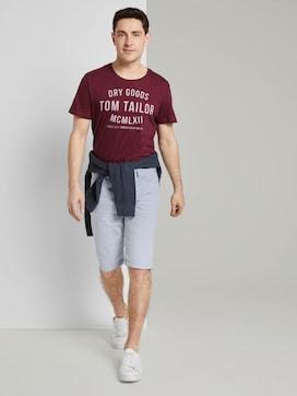 Basic Denim-Shorts - 3 - TOM TAILOR