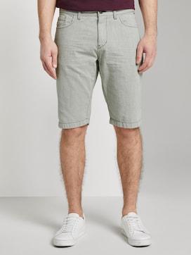 Basic Denim-Shorts - 1 - TOM TAILOR