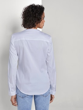 Satijn Blouse - 2 - Mine to five