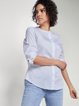Satijn Blouse - 5 - Mine to five