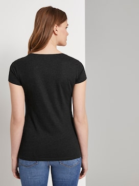 Jersey T-Shirt mit Print - 2 - TOM TAILOR Denim