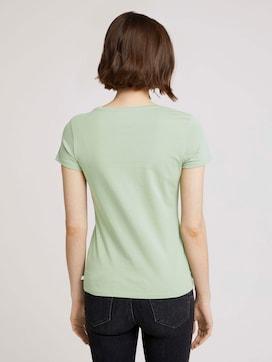 Jersey T-shirt met print - 2 - TOM TAILOR Denim