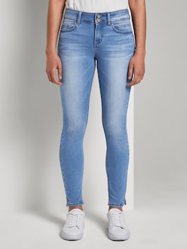 Alexa Skinny Contour Jeans in Ankle-Länge - 1 - TOM TAILOR