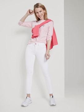 Alexa Skinny Jeans mit Fransen - 3 - TOM TAILOR