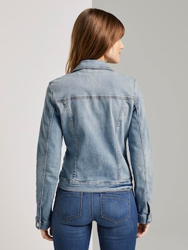 Gewassen Denim Jas - 2 - TOM TAILOR Denim
