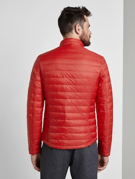 Lightweight jacket with a stand-up collar - 2 - TOM TAILOR