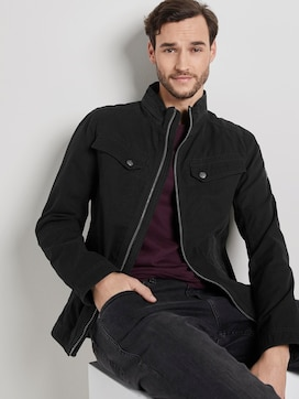 Moderne Canvas-Jacke - 5 - TOM TAILOR